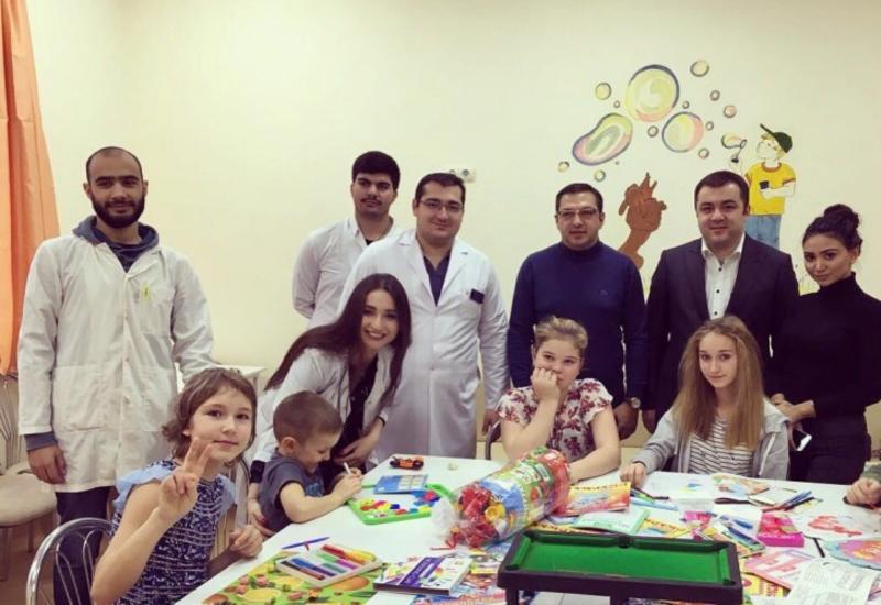АМОР организовало мероприятие для детей в День борьбы с сахарным диабетом