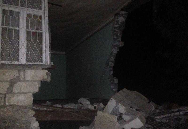 Землетрясение в Тертере: разрушены несколько домов