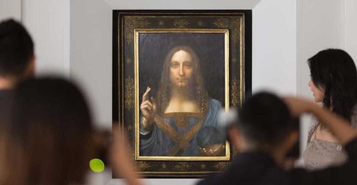 ВСША продали самую дорогую картину вмире