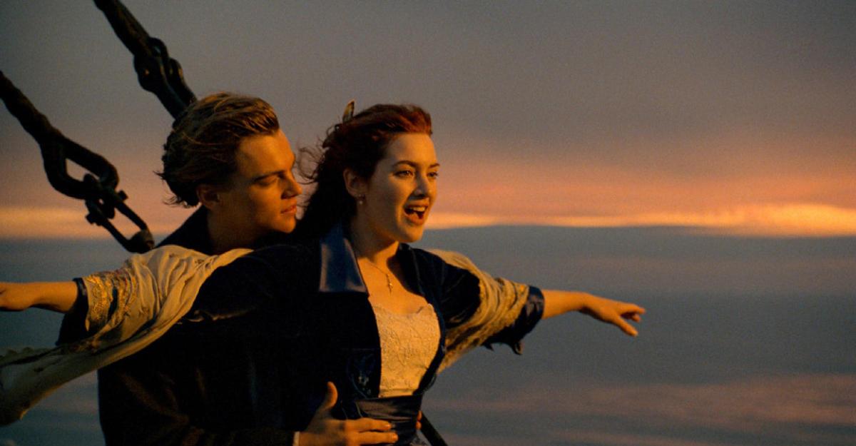Неизвестную доэтого концовку фильма «Титаник» показали вweb-сети