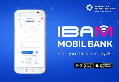Международный банк Азербайджана запускает новое мобильное приложение