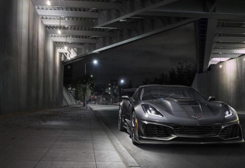 "Chevrolet представил мощнейший Corvette в истории <span class=""color_red"">- ФОТО</span>"