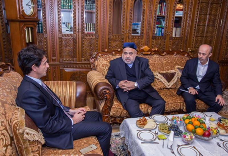 Межрелигиозная дружба и братство в Азербайджане - очень большое достижение