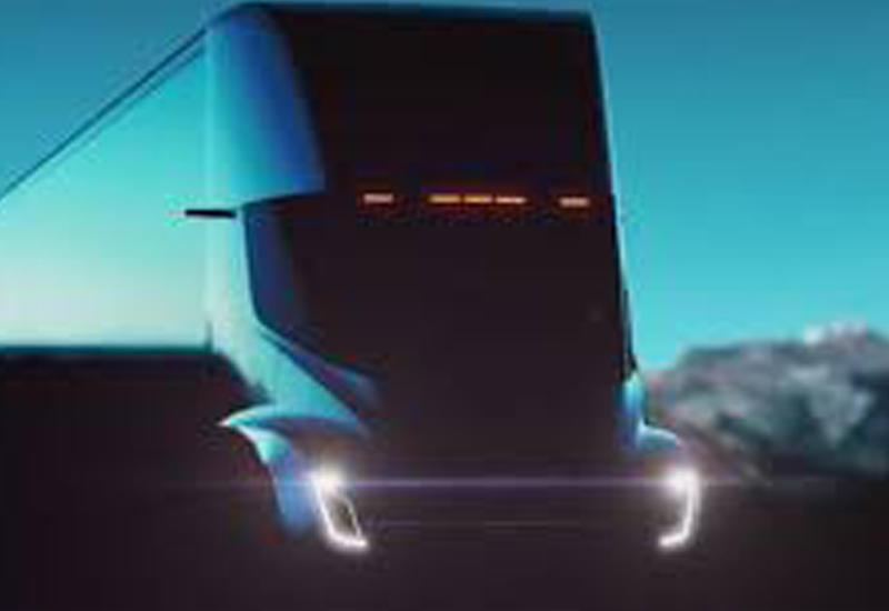 """Как пуля резкий: беспилотная фура Tesla разгоняется до 100 км/ч за 5 секунд <span class=""""color_red"""">- ВИДЕО</span>"""