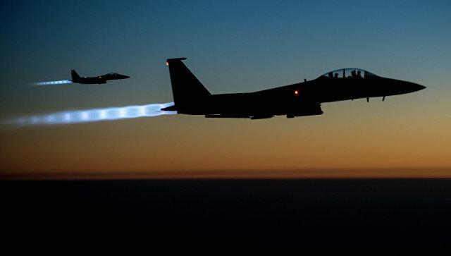 Ввоздушное пространство США вторгся неопознанный летательный аппарат