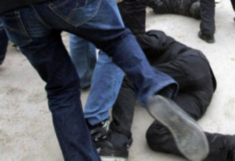 Массовая драка в Баку: есть пострадавшие