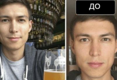 """Он выпивал 1 литр пива каждый день в течение месяца. Вот как он изменился... <span class=""""color_red"""">- ФОТО</span>"""