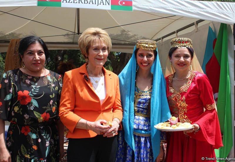 """Азербайджан впервые принял участие в Фестивале национальной кухни в Австралии <span class=""""color_red"""">- ФОТО</span>"""