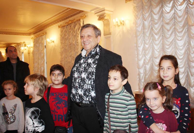 """Борис Грачевский: В Баку я не был 68 лет, то есть никогда <span class=""""color_red"""">- ИНТЕРВЬЮ - ФОТО</span>"""