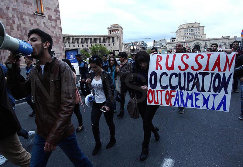 Армянский национализм начал бить по российским интересам
