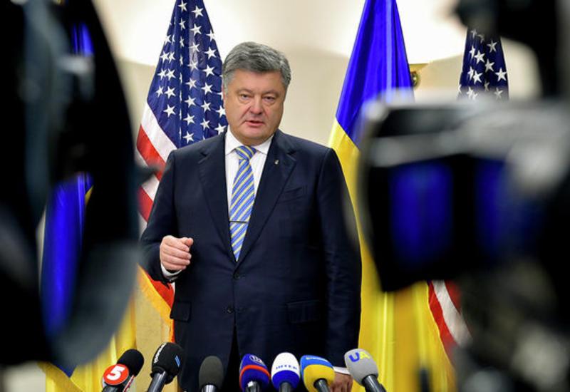 Президент Украины анонсировал безвиз еще с несколькими странами