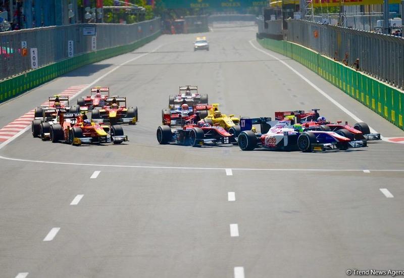 Иностранцы раскупают билеты на Гран-при Азербайджана Формулы-1
