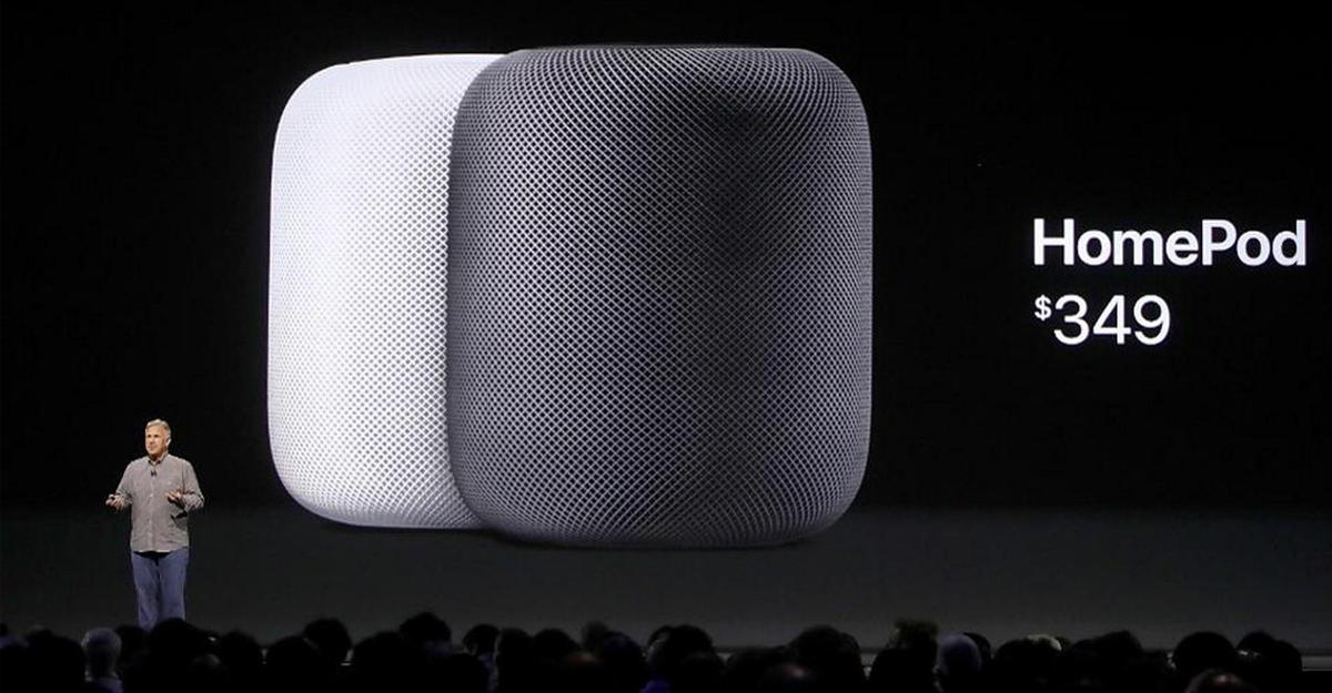 Apple перенесла дату выхода смарт-колонки на начало 2018 года