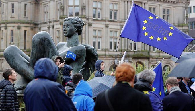 Благосостояние британцев значительно  ухудшилось из-за Brexit— исследование