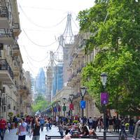 """В Баку могут создать еще две улицы наподобие Торговой <span class=""""color_red"""">- ПОДРОБНОСТИ</span>"""