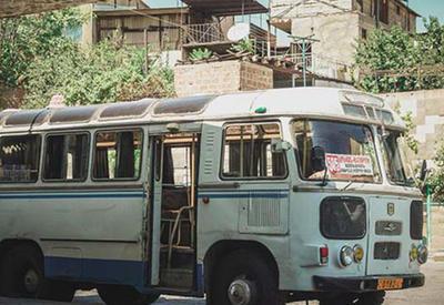 В Армении умирают внутренние пассажироперевозки