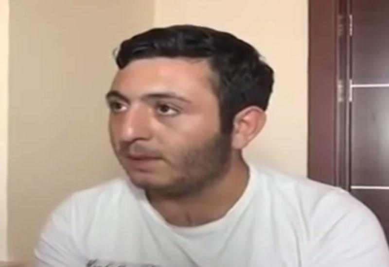 Azərbaycanlı futbolçu həbs edildi