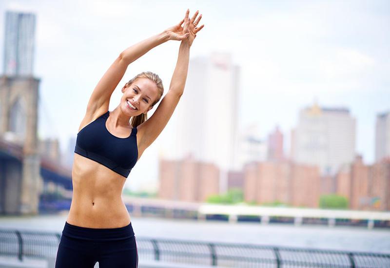 5 полезных привычек, которые сделают ваш живот плоским