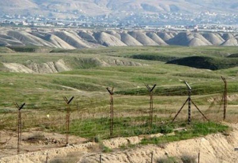 Азербайджанские пограничники задержали десятки иностранцев