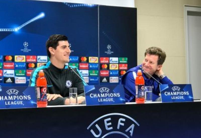 """Вратарь «Челси»: Хотелось бы забить быстрый гол и держать """"Карабах"""" в напряжении"""