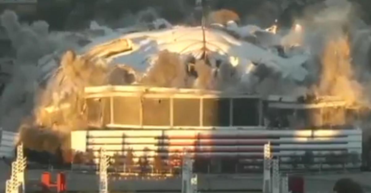 ВСША засчитанные секунды взорвали стадион Олимпиады