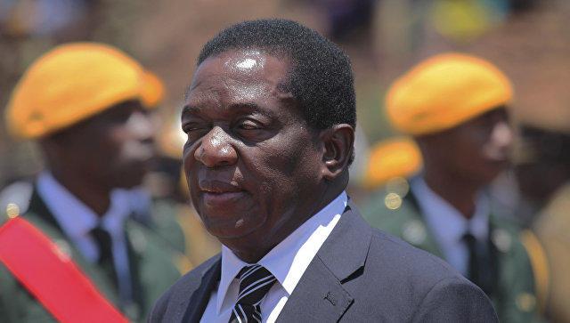 Преемником Мугабе будет экс-вице-президент Мнангагва