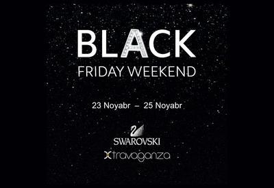 """""""Черная пятница"""" в Xtravaganza и Swarovski"""