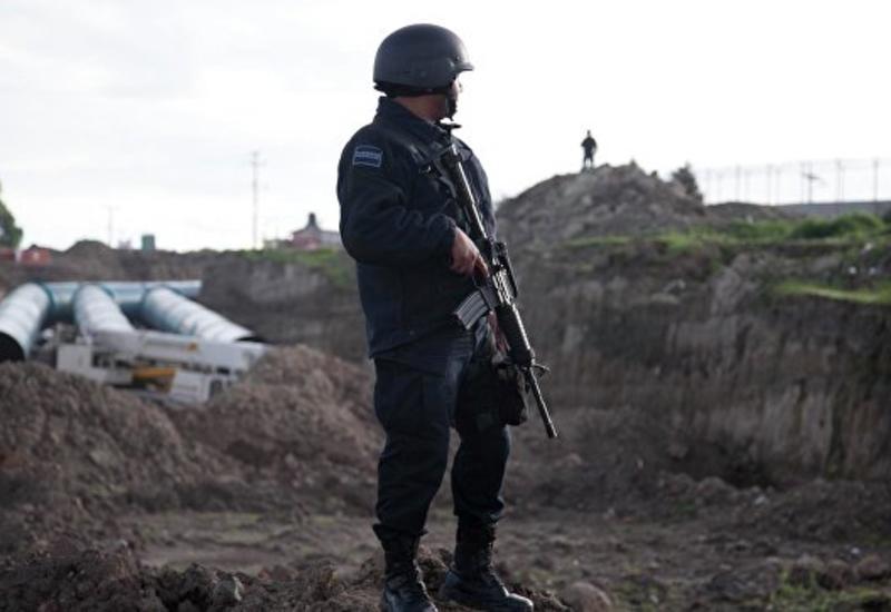 """В Мексике зафиксирован """"рекорд"""" убийств за 20 лет"""