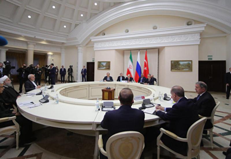 Путин, Эрдоган и Роухани готовы вновь встретиться