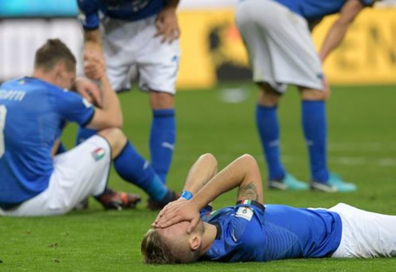 Аргентина отказалась играть с Италией после их провала в отборе на ЧМ-2018