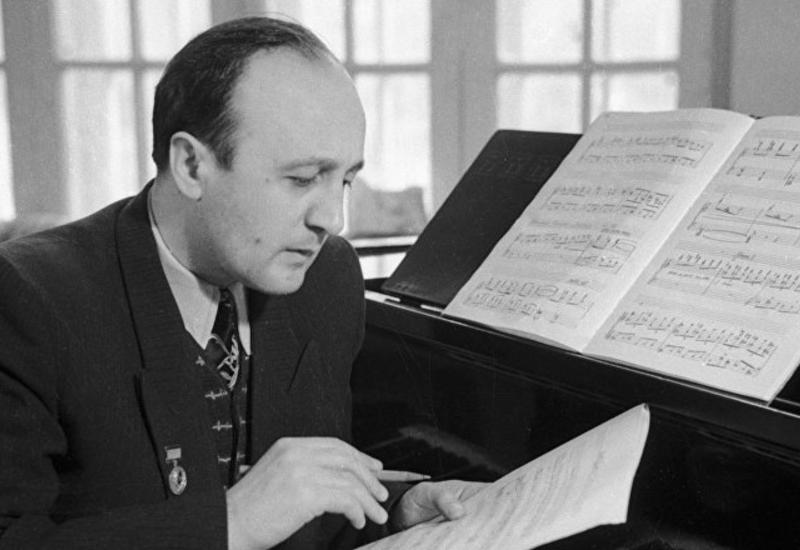 В Союзе композиторов Азербайджана почтили память Фикрета Амирова