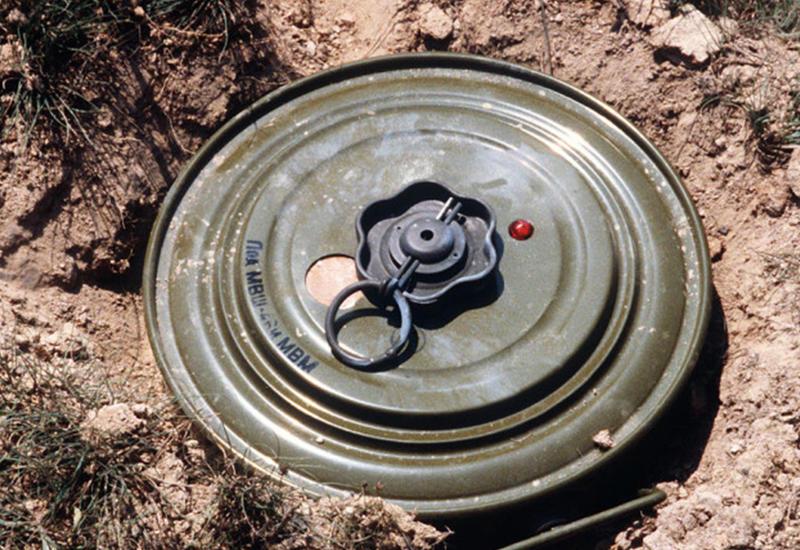 В оккупированном Карабахе армянский солдат подорвался на мине - четвертый инцидент за три дня