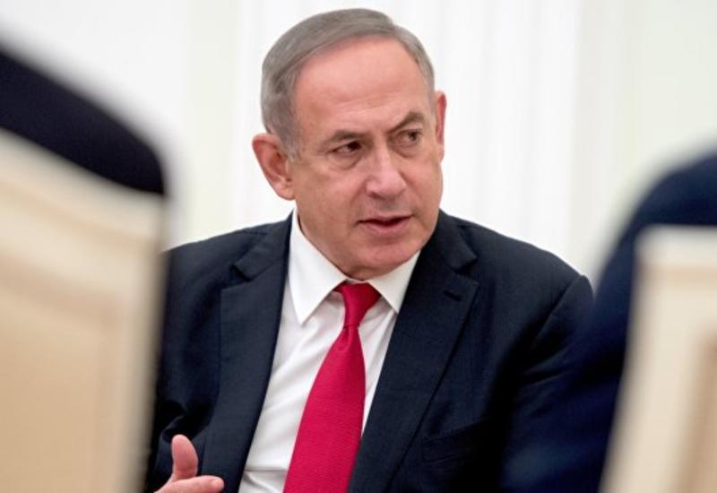 Нетаньяху: Израиль не потерпит военного присутствия Ирана у своих границ