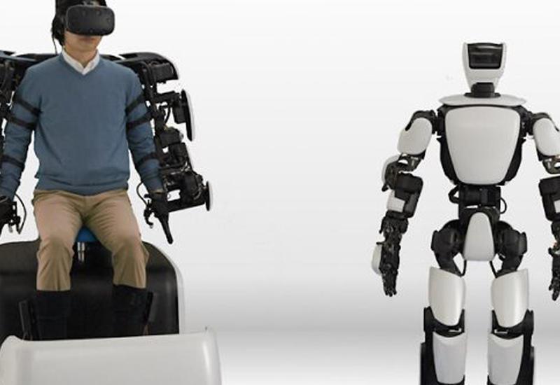 """Toyota показала человекоподобного робота для покорения космоса <span class=""""color_red"""">- ВИДЕО</span>"""
