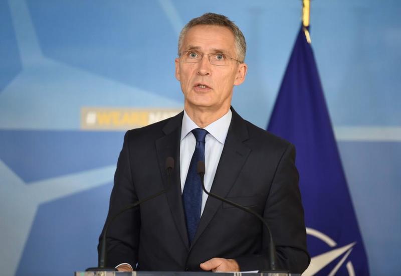Йенс Столтенберг: НАТО признателен Азербайджану за продолжительную поддержку миссии «Решительная поддержка»