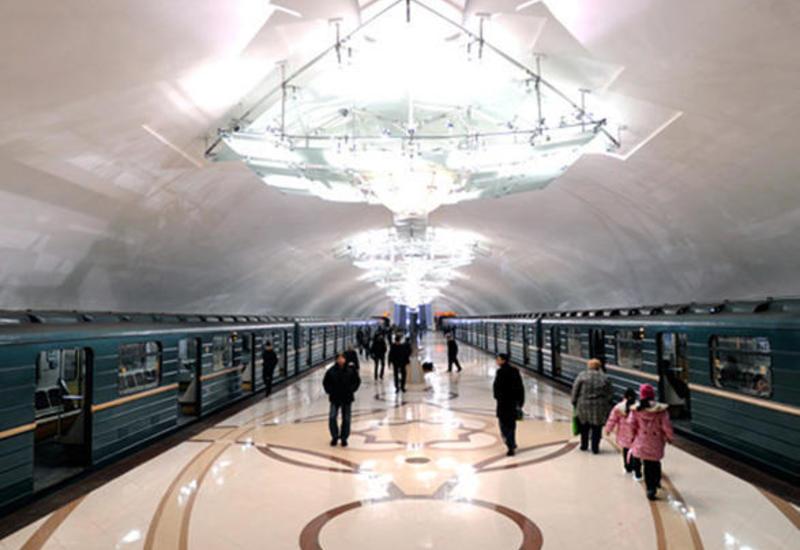 В день игры «Карабах» - «Челси» Бакинское метро перевезло на 40 тыс. пассажиров больше