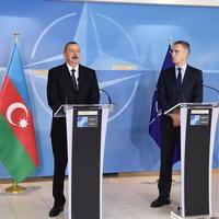 Президент Ильхам Алиев: Сотрудничество Азербайджана с НАТО имеет большой потенциал