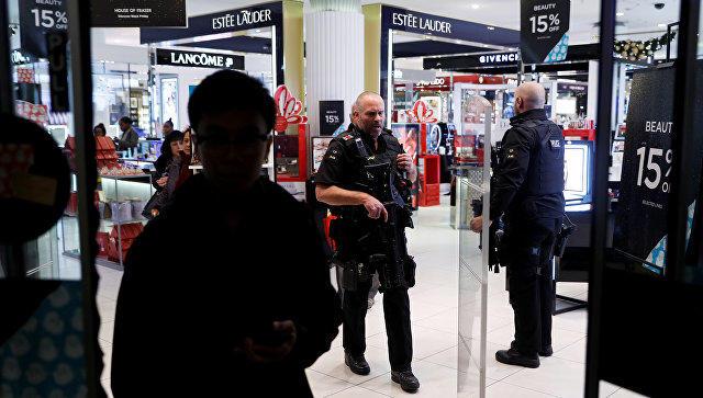 Эвакуация изметро встолице Англии: милиция допросила 2-х разыскиваемых доэтого мужчин
