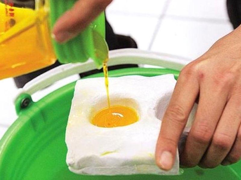Saxta yumurtalar belə hazırlanır - VİDEO