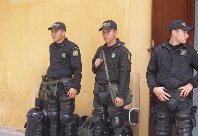 В Колумбии осудили пилотов за бомбардировку деревни