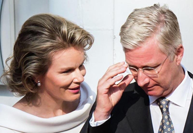 Король Бельгии рассказал о ночевке на полу в киевской квартире