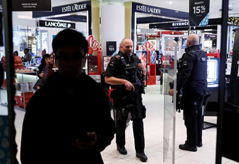 """На станции метро в Лондоне прогремели выстрелы <span class=""""color_red"""">- ОБНОВЛЕНО</span>"""