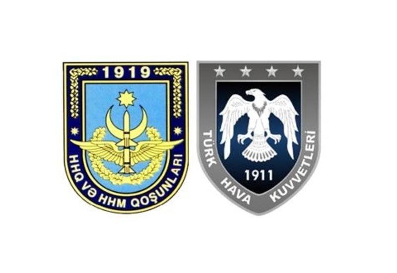 В Баку состоялись штабные переговоры между ВВС Азербайджана и Турции