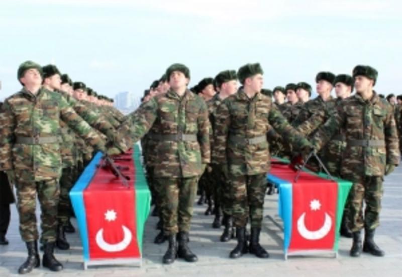 В ВС Азербайджана создаются новые соединения