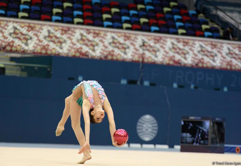 """Объединенные соревнования по 4 видам гимнастики в Баку продолжают «художницы» и представители аэробики <span class=""""color_red"""">- ОБНОВЛЕНО - ФОТО</span>"""