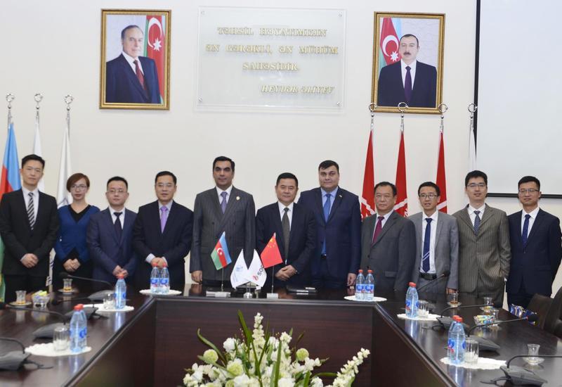 Китайская CMIG будет сотрудничать с БВШН