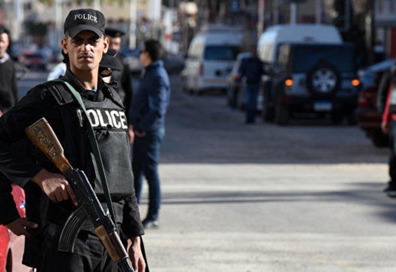 В Египте уничтожили 15 радикалов, причастных к теракту в мечети