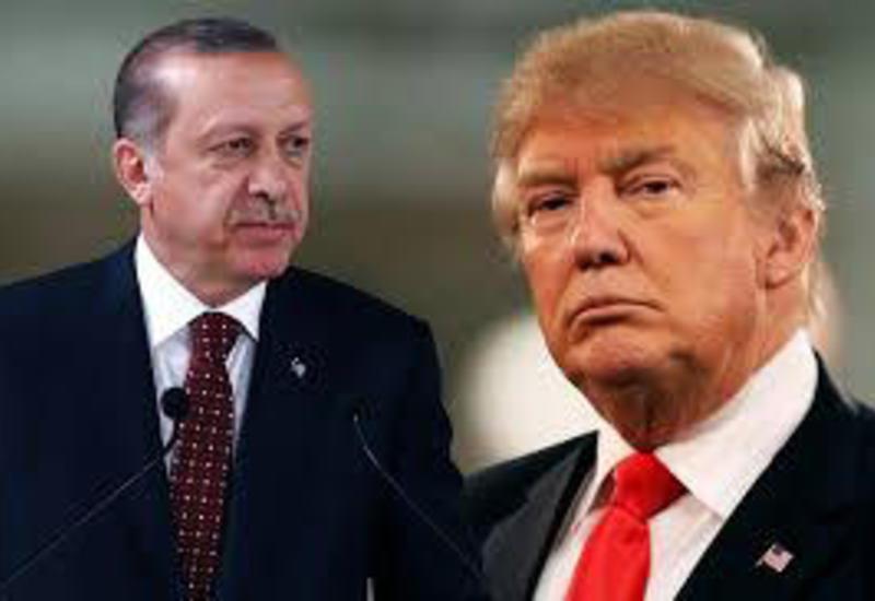 Трамп пообещал Эрдогану не вооружать сирийских курдов