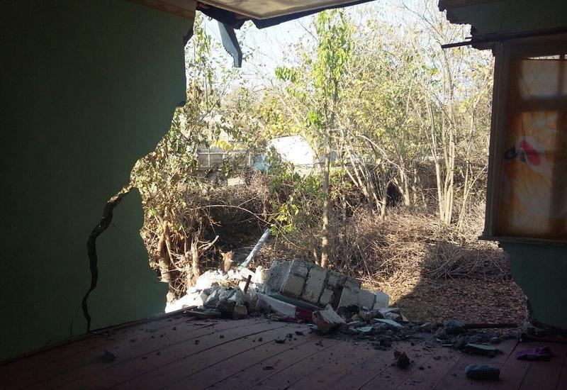 В результате землетрясения в Агдаме повреждено почти 180 домов