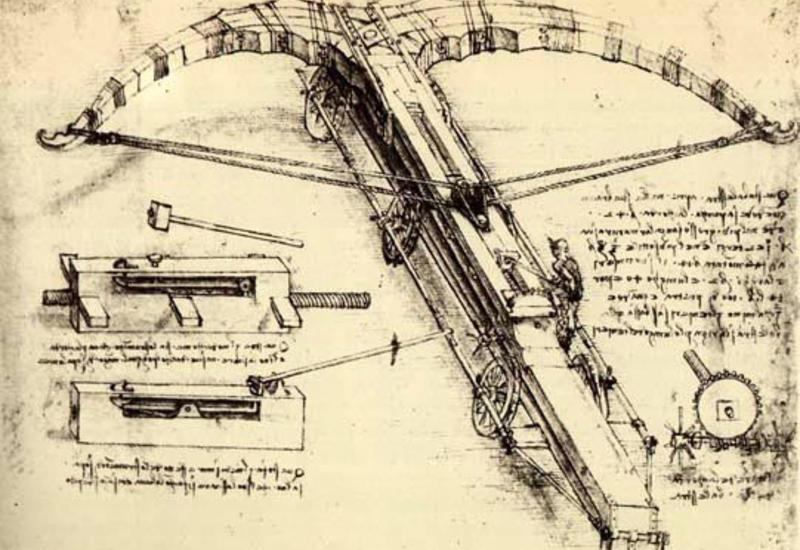 Билл Гейтс одолжит Италии рукопись да Винчи